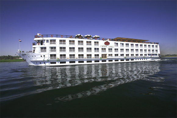 Crucero Nilo Crown Jewel
