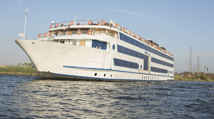 Crucero Nilo Blue Shadow 1